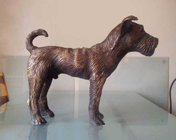 hund skulptur hundeskulpturen hunde b sten portraitb sten tonskulpturen plastiken figuren. Black Bedroom Furniture Sets. Home Design Ideas